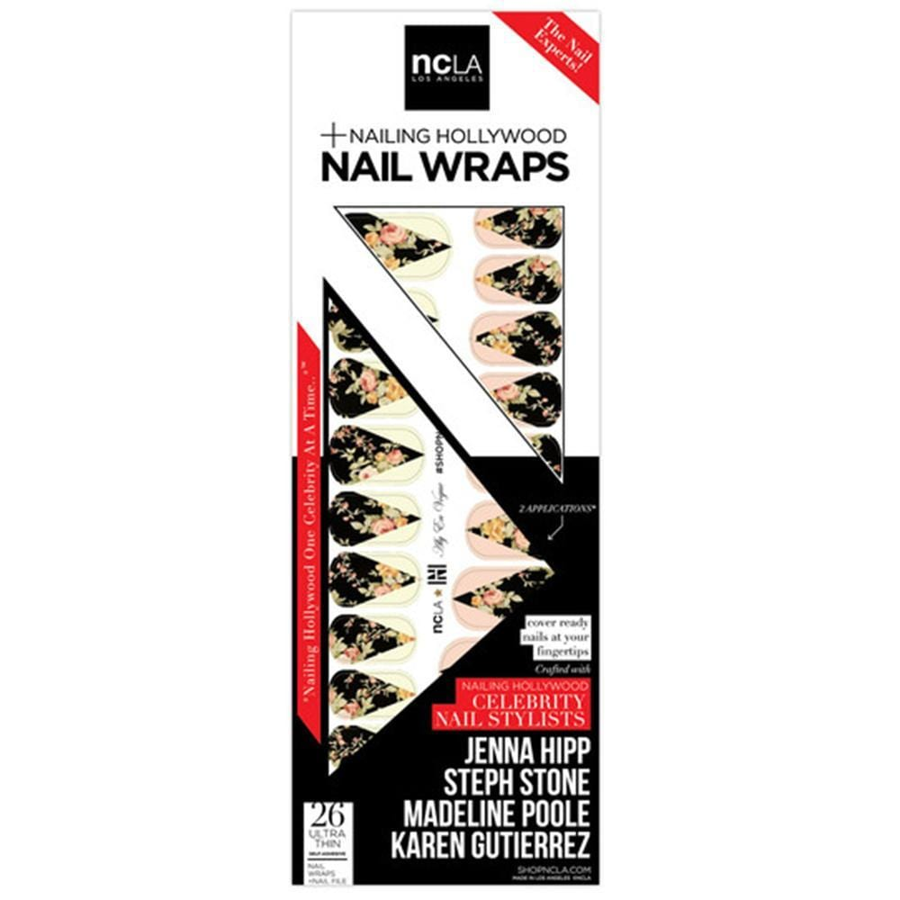 NCLA - Aly En Vogue - Nail Wraps
