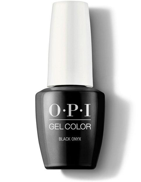 OPI GelColor - Black Onyx GC T02
