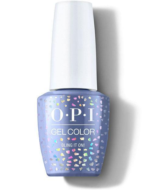 OPI OPI GelColor - Bling It On! #HPM14 Gel Polish - Mk Beauty Club