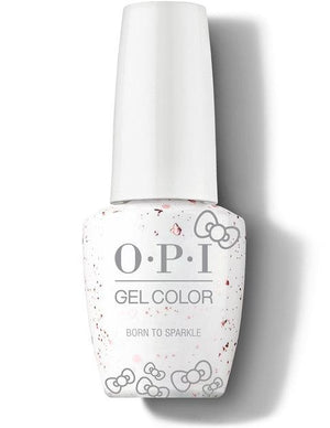 OPI GelColor - Born to Sparkle - Hello Kitty 2019