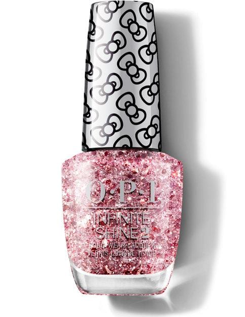OPI, OPI Infinite Shine Born to Sparkle - Hello Kitty 2019, Mk Beauty Club, Long Lasting Nail Polish