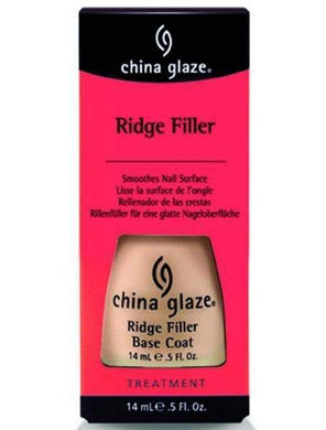 China Glaze - Ridge Filler - Base Coat