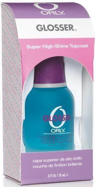 Orly, Orly Top Coat - Glosser .6 oz, Mk Beauty Club, Treatments