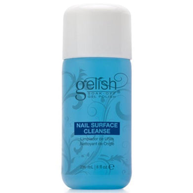 Nail Harmony Gelish - Nail Surface Cleanse - Cleanser 8 oz