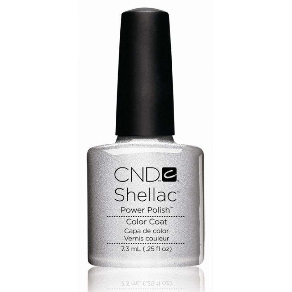 CND, CND Shellac Silver Chrome, Mk Beauty Club, Gel Polish Color