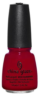 China Glaze - Adventure Red-y