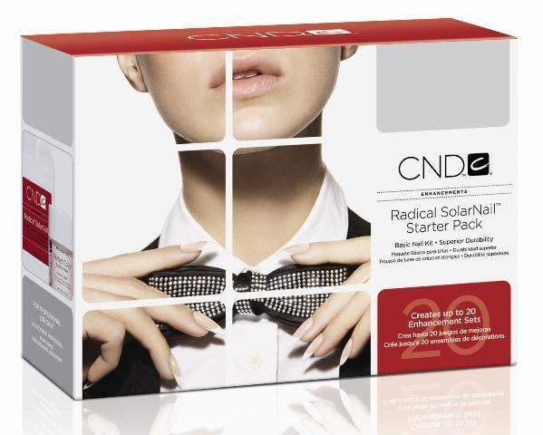 CND-Acrylic Powder Kit-CND Radical Starter Pack