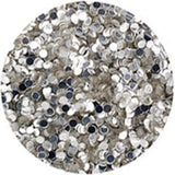 Erikonail, Erikonail Hologram Glitter - Silver/1mm - Jewelry Collection, Mk Beauty Club, Glitter