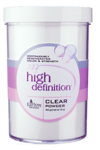 EZ Flow HD White Acrylic Powder - .16 oz.