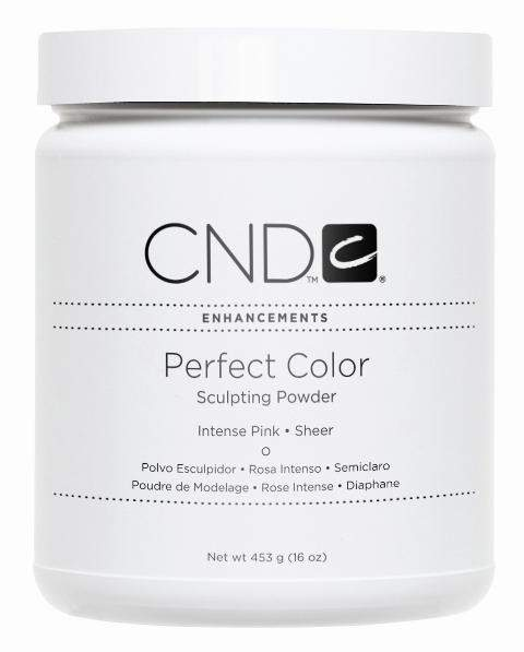 CND, CND Sculpting Powders - Intense Pink Sheer Powder 16oz, Mk Beauty Club, Acrylic Powder