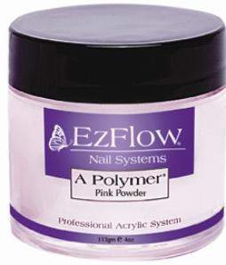 Ez Flow, EZ Flow A Polymer Pink Powder - 4oz, Mk Beauty Club, Acrylic powder