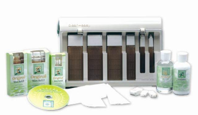 Clean + Easy-Waxing Kit-Clean+Easy - Waxing Spa Basic Kit