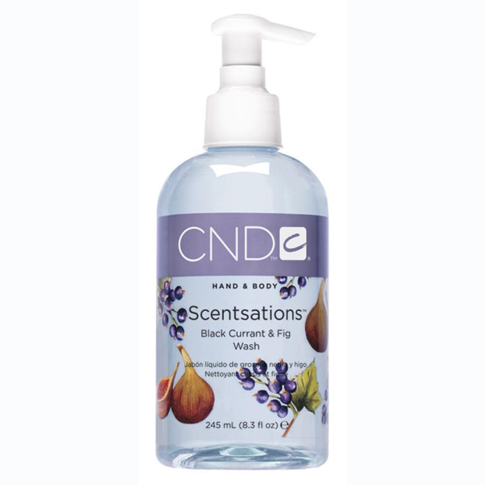 CND, CND Scentsations Wash - Black Currant & Fig 8.3 oz., Mk Beauty Club, Soap