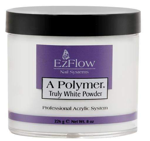EZ Flow A Polymer Truly White Powder - 8 oz.