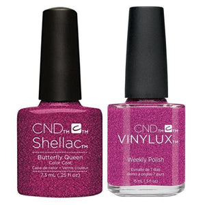 CND Shellac & Vinylux Duo - Butterfly Queen