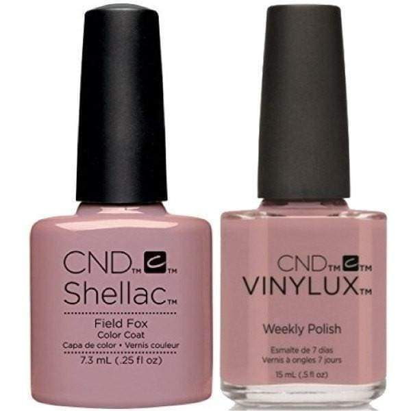 CND Shellac & Vinylux Duo - Field Fox