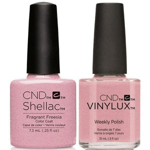 CND Shellac & Vinylux Duo - Fragrant Freesia