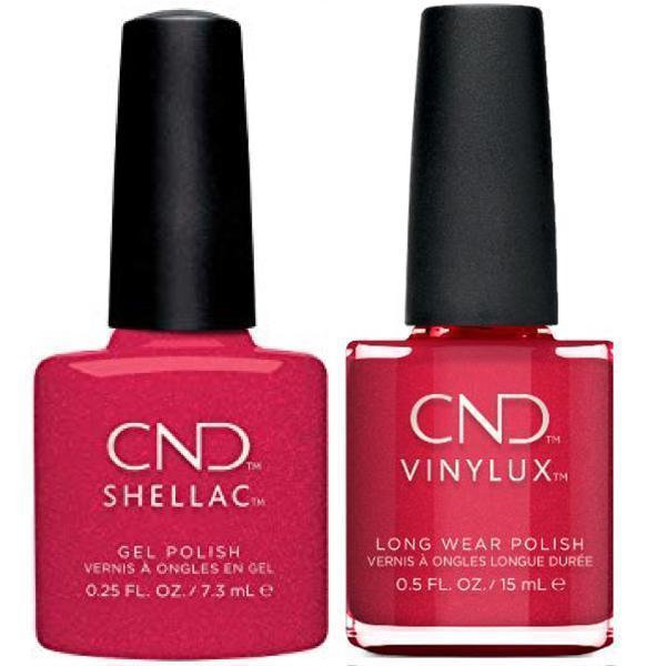 CND Shellac & Vinylux Duo - Kiss of Fire