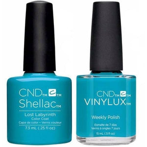 CND Shellac & Vinylux Duo - Lost Labyrinth