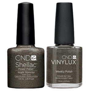CND Shellac & Vinylux Duo - Night Glimmer