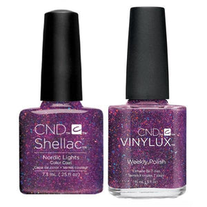 CND Shellac & Vinylux Duo - Nordic Lights