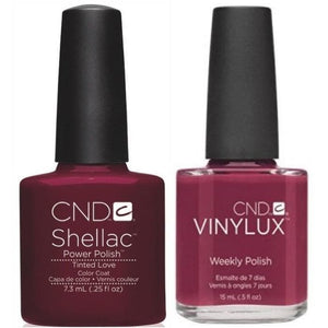 CND Shellac & Vinylux Duo - Tinted Love