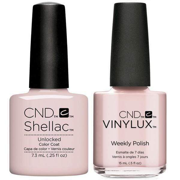 CND Shellac & Vinylux Duo - Unlocked