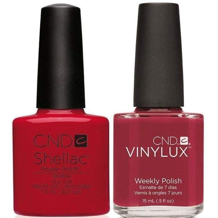 CND Shellac & Vinylux Duo - WildFire