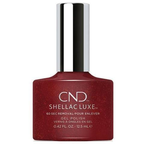 CND Luxe Gel Polish - Dark Lava
