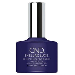 CND Luxe Gel Polish - Eternal Midnight