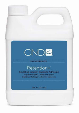 CND-Acrylic liquid-CND - Retention + Acrylic Liquid - 32oz