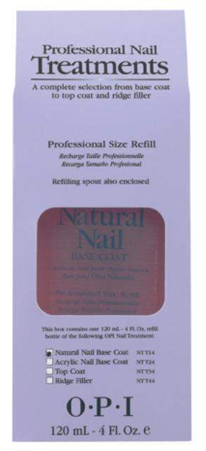 OPI-Treatments-OPI Top Coat - Refill 4oz
