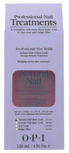 OPI - Natural Nail Base Coat - 4oz Refill