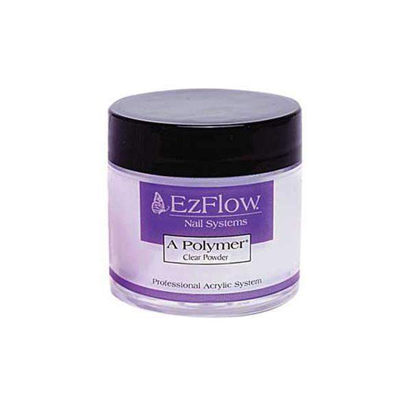Ez Flow, EZ Flow A Polymer Clear Powder - .75oz, Mk Beauty Club, Acrylic powder