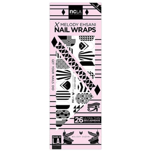 NCLA - It Don't Matter - Nail Wraps