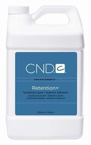CND-Acrylic Liquid-CND - Retention + Acrylic Liquid - 1 gallon