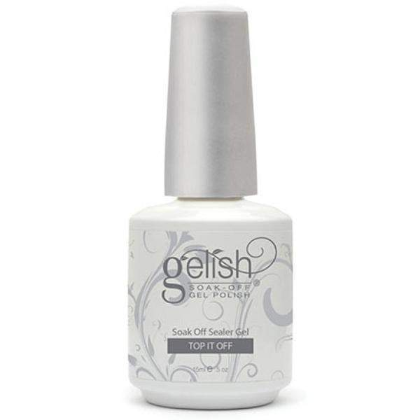 Nail Harmony-Gel Polish-Nail Harmony Gelish Top Coat - Top It Off