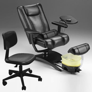 Belava - Indulgence Embrace Chair - Black