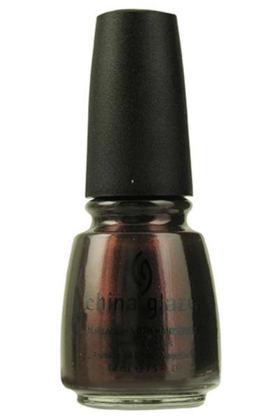 China Glaze - X Bronze Pearl