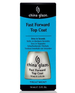 China Glaze - Fast Forward - Top Coat