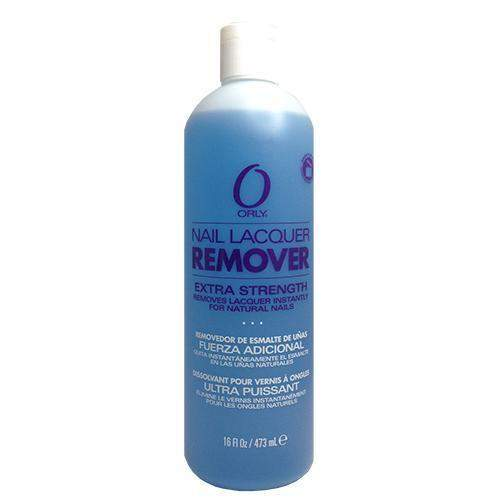 Orly, Orly Lacquer Remover - Extra Strength 16oz, Mk Beauty Club, Nail Polish Remover