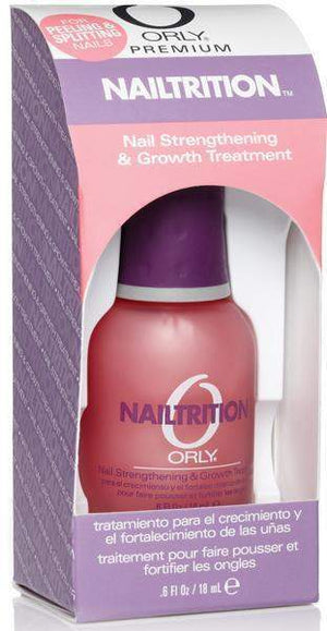 Orly Nail Strengthener - Nailtrition .6 oz.