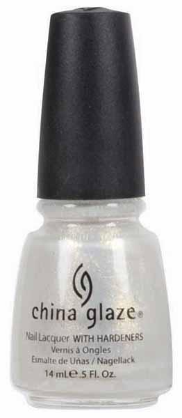 China Glaze - White Cap 2