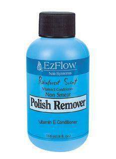 EZ Flow Polish Remover - Rainforest - 4oz