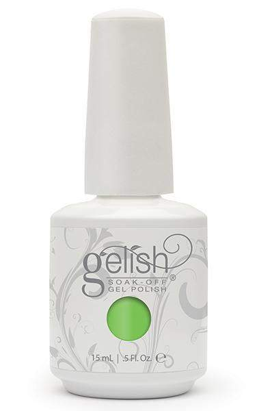 Nail Harmony, Nail Harmony Gelish - Sometimes A Girl's Gotta Glow - All About The Glow Collection, Mk Beauty Club, Gel Polish