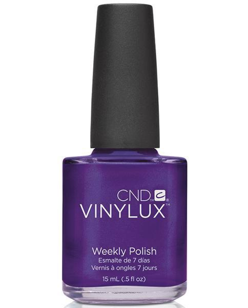 CND, CND Vinylux - Purple Purple, Mk Beauty Club, Long Lasting Nail Polish