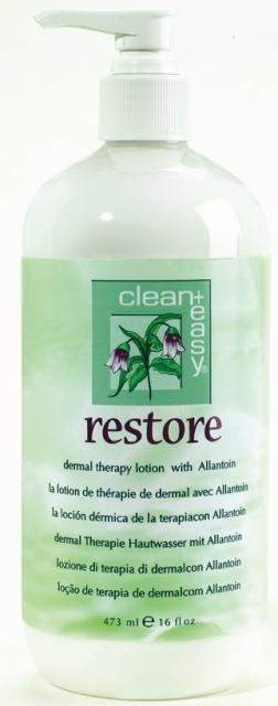 Clean & Easy, Clean & Easy Restore 16oz, Mk Beauty Club, Wax Treatment - After Wax