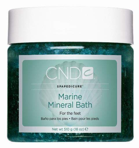 CND SpaPedicure - Marine Mineral Bath 18oz
