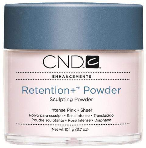 CND Retention + Sculpting Powders - Intense Pink 3.7 oz.
