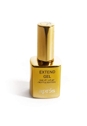 Apres Nail, Apres Extend Gel Gold Bottle Edition 30mL, Mk Beauty Club, Sculpting Gel